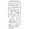 My Favorite Things Playful Pups Clear Stamps