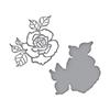 Spellbinders Rosy Summer Flowers Dies