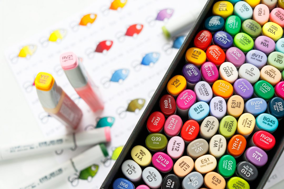 My Favorite Copic Color Combos - Copic Marker Colors for Beginners