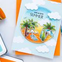 Simon Says Stamp | Good Vibes Release. Surf's Up Inspiration Cards. Video