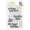 Simon Says Clear Stamps Vacation Time