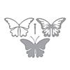 Spellbinders Layered Butterflies Dies