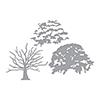 Spellbinders Layered Oak Tree Dies