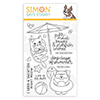 Simon Says Clear Stamps Summer Cuddly Critters