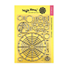 Waffle Flower Stamp Set - 5x7 - Color Wheels