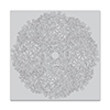 Hero Arts Floral Doily Bold Prints