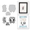 Spellbinders True Love Stamp and Die Set