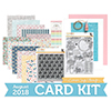 Simon Says Stamp Card Kit of the Month August 2018