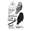 Hero Arts Color Layering Stamps Owl