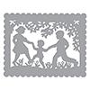 Spellbinders Little Loves A2 Card Front Dies