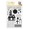 Simon Says Clear Stamps Bwahaha