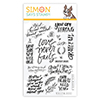 Simon Says Clear Stamps Spiritual Sentiments