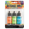 Tim Holtz Alcohol Ink Set Spring Break Ranger