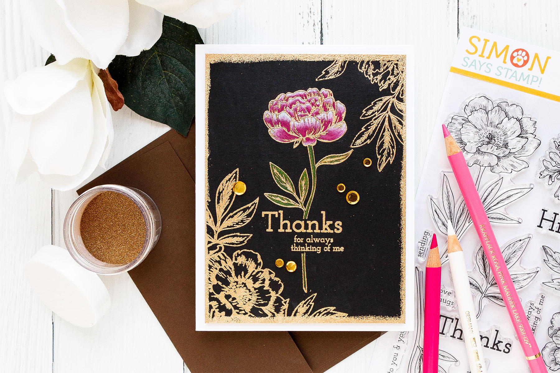 Stamptember beautiful flowers cards with pencil copic coloring stamptember beautiful flowers cards with pencil copic coloring yana smakula izmirmasajfo