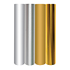 Glimmer Hot Foil 4 Rolls - Metallic Gold & Silver