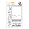 Simon Says Clear Stamps Winter Scene