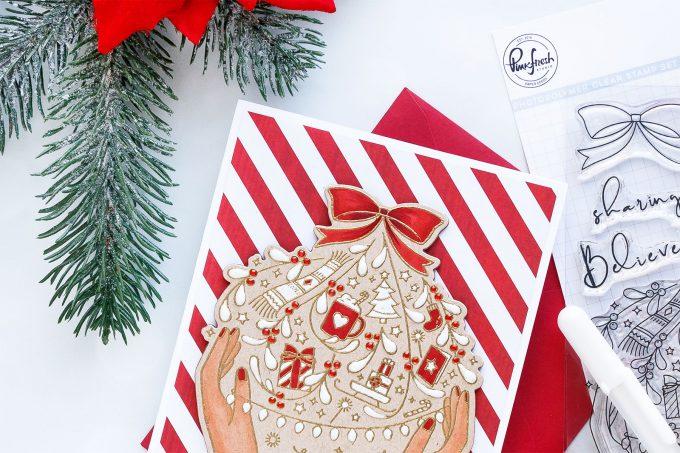 Pinkfresh Studio | Share Cheer Campaign & Card Drive