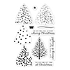 Hero Arts Color Layering Clear Stamps Christmas Tree