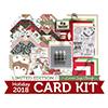 Limited Edition Simon Says Stamp Holiday Card Kit