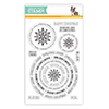 Simon Says Clear Stamps Circle Sayings Holiday