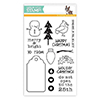 Simon Says Clear Stamps Merry and Bright