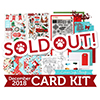 Simon Says Stamp Card Kit of the Month December 2018