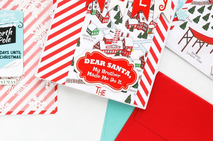 December 2018 Card Kit - Easy Holiday Cards by Yana Smakula for Simon Says Stamp