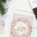 Spellbinders | Patterned Paper Cards with December Club Kit Extras