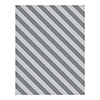 FSJ Love Stripes Embossing Folder