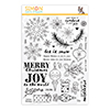 Simon Says Clear Stamps Comfort and Joy