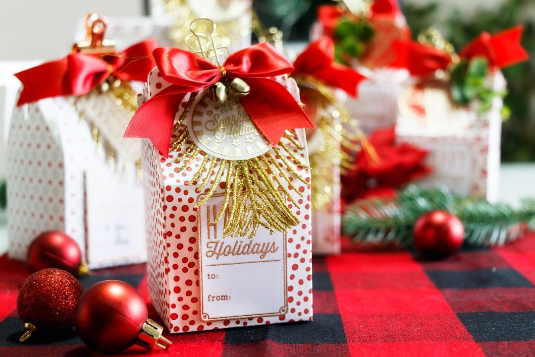 Last Minute Christmas Gift Box Ideas For Small Gifts Video Yana