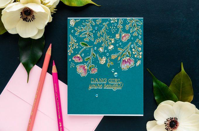 Yana Smakula Clean Simple Cardmaking