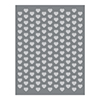 FSJ I Heart Embossing Folder