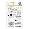 Simon Says Clear Stamps Love Messages