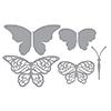 Spellbinders Flutter Wing Shadowbox Butterflies