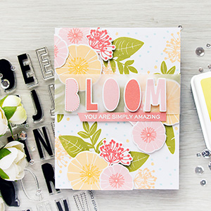 WPlus9 | Bloom – You Are Simply Amazing