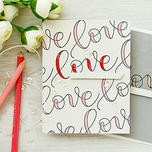 Simon Says Stamp | Quick Valentine's Day Cards