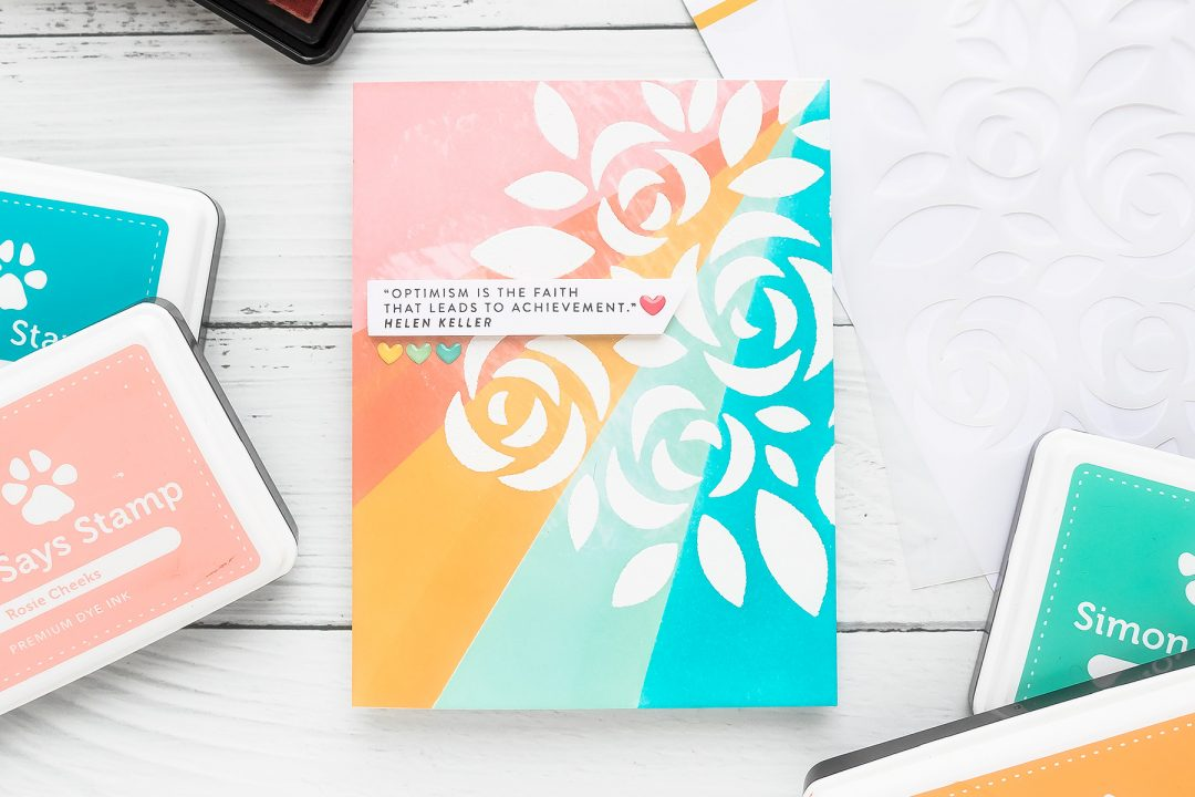 """Simon Says Stamp 