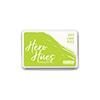 Hero Arts AF424 Key Lime Fizz Reactive Ink
