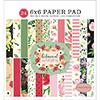 Carta Bella Botanical Garden 6 X 6 Paper Pad