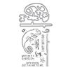 Hero Arts Chameleon Stamp & Cut