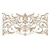 Spellbinders Elegant Border Glorious Glimmer Hot Foil Classic Plates