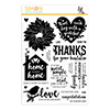 Simon Says Clear Stamps Home Sweet Home