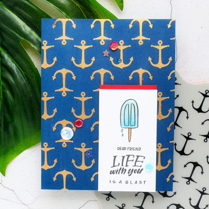 Simon Says Stamp | Life With You Is A Blast
