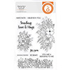 Tonic Studios - Garden Party Stamps - Botanical Burst