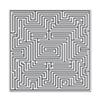 CG794 Maze Bold Prints