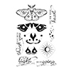 Hero Arts Clear Stamps Color Layering Moth