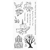 My Favorite Things Spooktacular Friends Clear Stamps