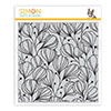 Simon Says Cling Stamp Flora Background