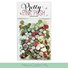 Pretty Pink Posh Merry Confetti Mix